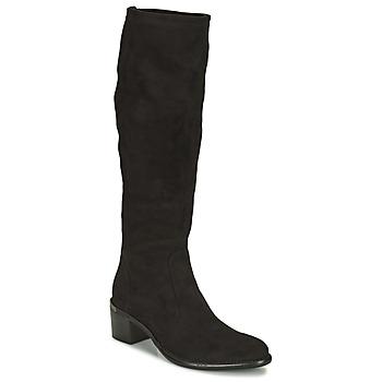 kengät Naiset Saappaat Adige DIANE V1 CAMOSCIO NOIR Musta