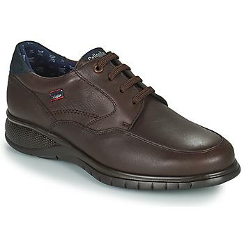 kengät Miehet Derby-kengät CallagHan FREEMIND Ruskea