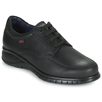 kengät Miehet Derby-kengät CallagHan FREEMIND Musta