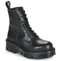 kengät Bootsit New Rock M-MILI084N-S3 Musta