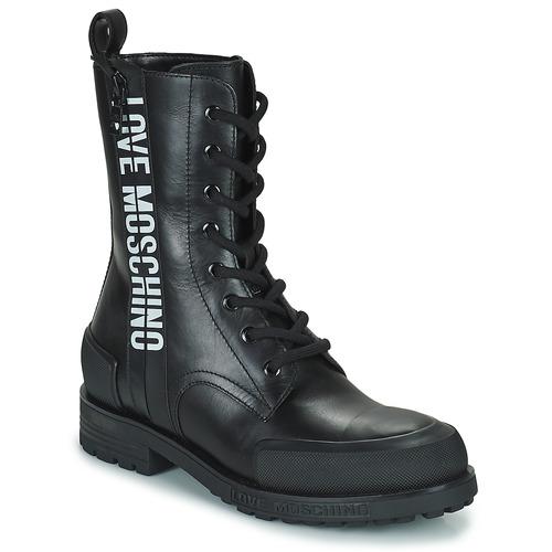 kengät Naiset Bootsit Love Moschino JA24184G1D Musta