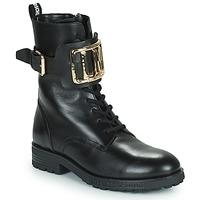 kengät Naiset Nilkkurit Love Moschino JA21374G0D Musta