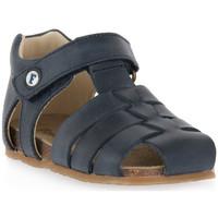 kengät Pojat Sandaalit ja avokkaat Naturino FALCOTTO 0C01 ALBY BLEU Blu