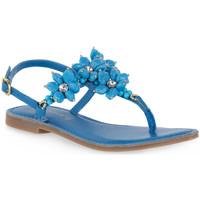 kengät Naiset Sandaalit ja avokkaat Café Noir CAFE NOIR B005 INFRADITO Blu