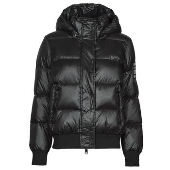 vaatteet Naiset Toppatakki Armani Exchange 8NYB40 Musta
