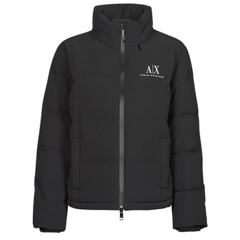 vaatteet Naiset Toppatakki Armani Exchange 6KYB11 Musta
