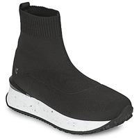 kengät Naiset Korkeavartiset tennarit Gioseppo ULUIK Musta