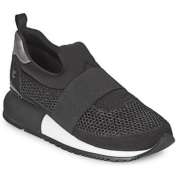 kengät Naiset Matalavartiset tennarit Gioseppo UTSIRA Musta