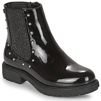 kengät Tytöt Bootsit Gioseppo TELAGH Musta