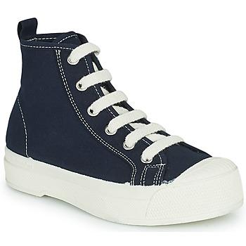 kengät Lapset Korkeavartiset tennarit Bensimon STELLA B79 ENFANT Sininen