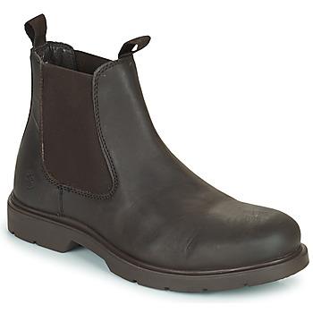 kengät Miehet Bootsit Lumberjack CHARLIE BEATLES Ruskea