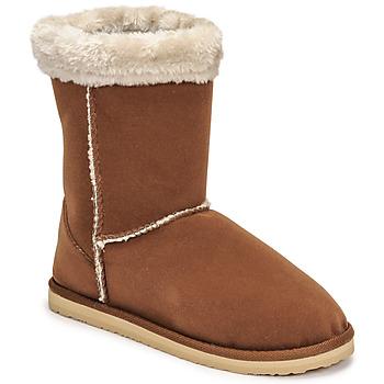 kengät Naiset Tossut Cool shoe GUARA Ruskea