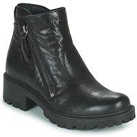 kengät Naiset Saappaat IgI&CO DONNA GIANNA Musta
