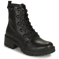 kengät Naiset Bootsit IgI&CO DONNA GIANNA Musta