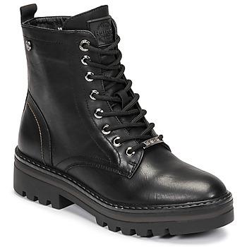 kengät Naiset Bootsit Refresh 72544 Musta