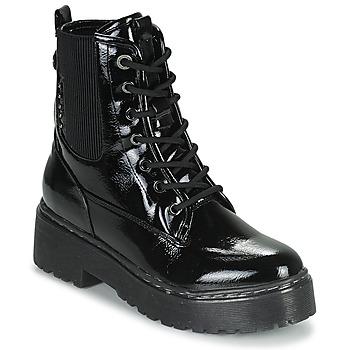 kengät Naiset Bootsit Refresh 76084 Musta