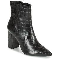 kengät Naiset Nilkkurit Geox BIGLIANA Musta