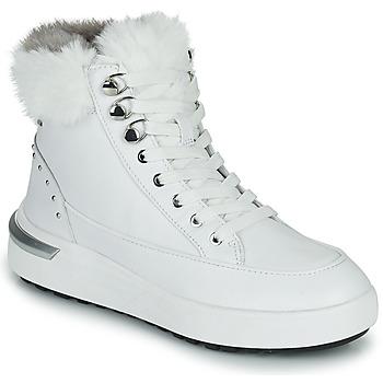 kengät Naiset Talvisaappaat Geox DALYLA Valkoinen