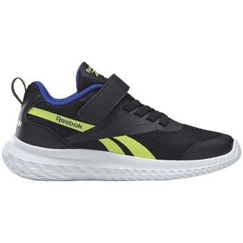 kengät Lapset Juoksukengät / Trail-kengät Reebok Sport Rush Runner 30 Alt Mustat, Vaaleanvihreä