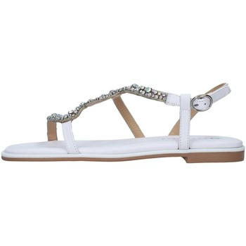 kengät Naiset Sandaalit ja avokkaat Alma En Pena V21412 WHITE