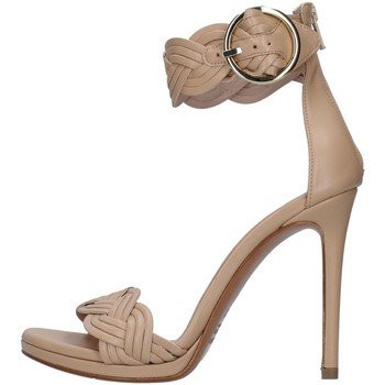 kengät Naiset Sandaalit ja avokkaat Albano 4114 BEIGE