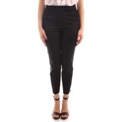 vaatteet Naiset Chino-housut / Porkkanahousut Marella ALFONSA BLACK