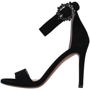 kengät Naiset Sandaalit ja avokkaat Albano 4166 BLACK