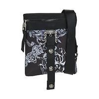 laukut Miehet Pikkulaukut Versace Jeans Couture CHIRO Musta / Kuvioitu