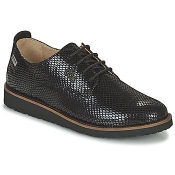 kengät Naiset Derby-kengät TBS CELENZA Musta