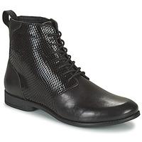 kengät Naiset Bootsit TBS MADELIZ Musta