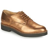 kengät Naiset Derby-kengät Kickers OXFORK Pronssi