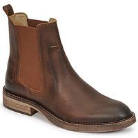kengät Naiset Bootsit Kickers ALPHASEA Kamelinruskea