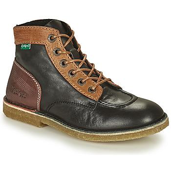 kengät Naiset Bootsit Kickers KICK LEGEND Musta