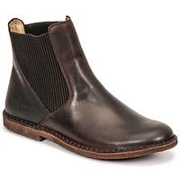 kengät Naiset Bootsit Kickers TINTO Ruskea