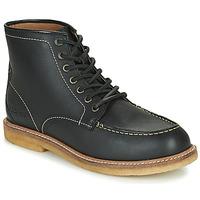 kengät Miehet Bootsit Kickers HORUZY Musta