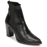 kengät Naiset Nilkkurit Myma  Musta