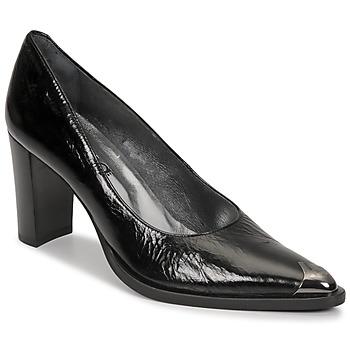 kengät Naiset Korkokengät Myma TAUTINE Musta