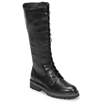 kengät Naiset Saappaat Myma TATANI Musta