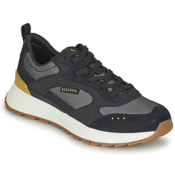 kengät Naiset Matalavartiset tennarit Skechers SUNNY STREET Musta