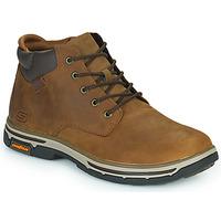 kengät Miehet Bootsit Skechers SEGMENT 2.0 Ruskea
