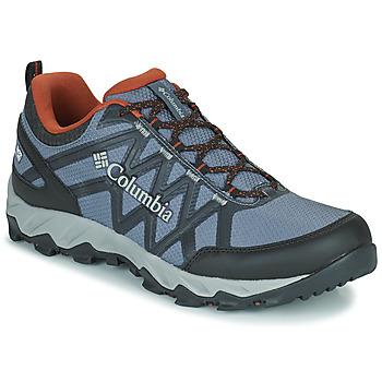 kengät Miehet Vaelluskengät Columbia PEAKFREAK X2 OD Harmaa