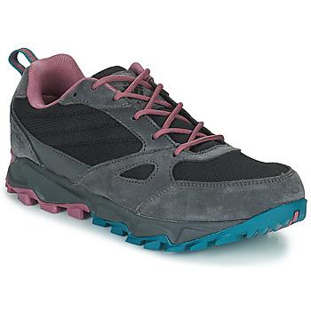 kengät Naiset Vaelluskengät Columbia IVO TRAIL WP Musta