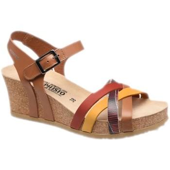 kengät Naiset Sandaalit ja avokkaat Mephisto MEPHLANNYcamel marrone