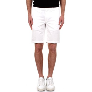 vaatteet Miehet Shortsit / Bermuda-shortsit Re-hash BB3223895899 White