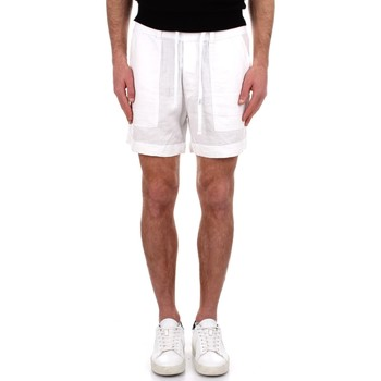 vaatteet Miehet Shortsit / Bermuda-shortsit Replay M9757 000 84072G White