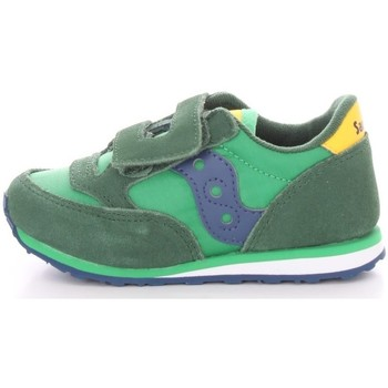 kengät Pojat Matalavartiset tennarit Saucony SL264803 Green yellow