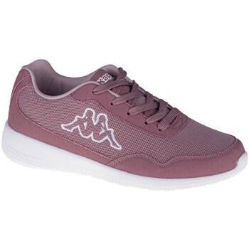 kengät Naiset Matalavartiset tennarit Kappa Follow NC Vaaleanpunaiset