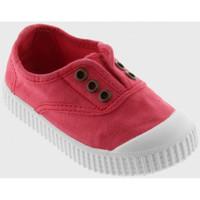 kengät Lapset Matalavartiset tennarit Victoria 106627 Punainen