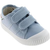kengät Lapset Matalavartiset tennarit Victoria 136606 Sininen