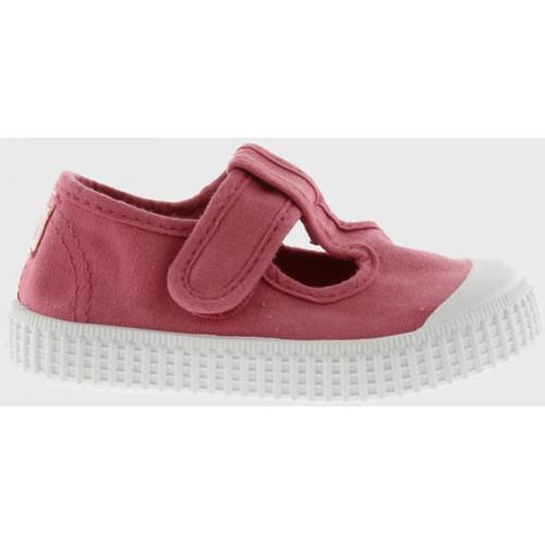 kengät Lapset Matalavartiset tennarit Victoria 136625 Vaaleanpunainen